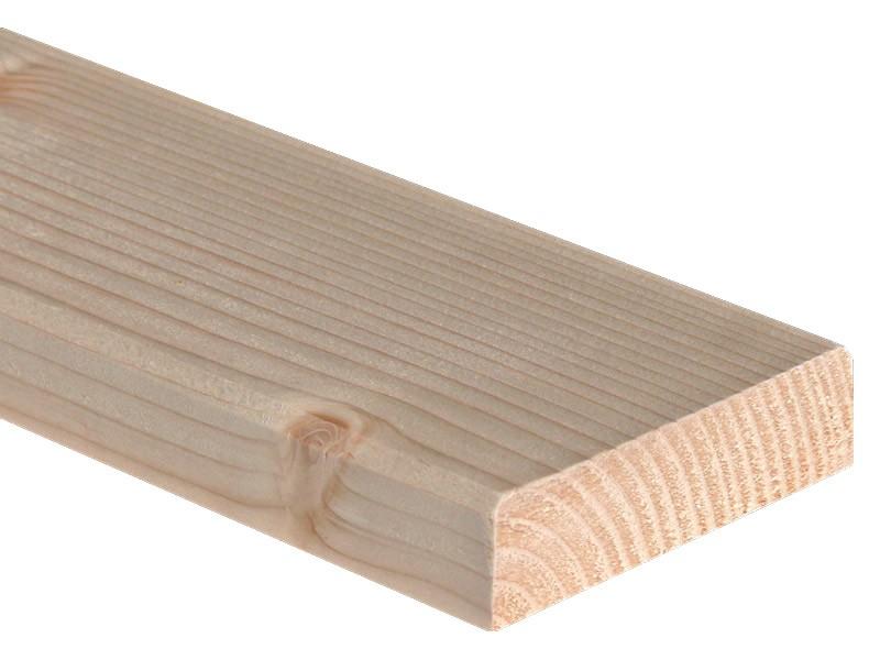 Barre à volet en épicéa hors coeur - Bois Espace