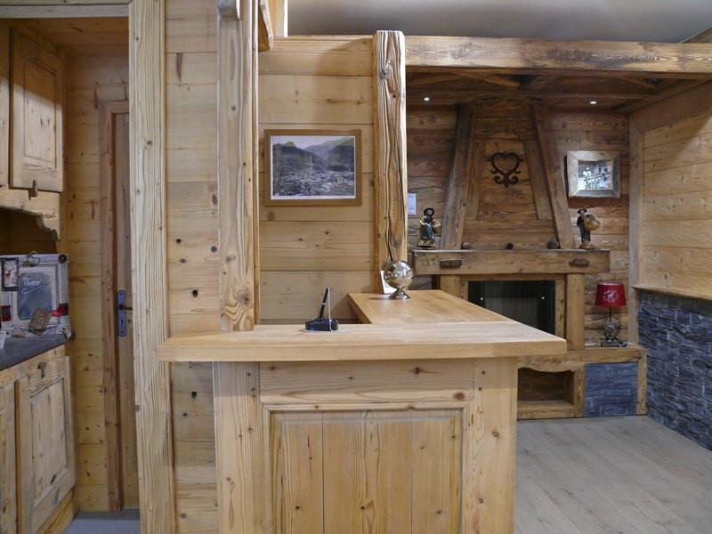 Showroom Bois Espace à Moûtiers - Exposition