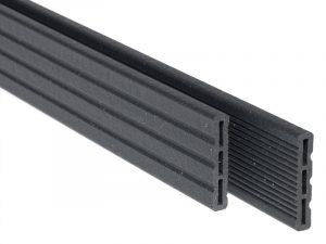 Accessoires pour terrasse composite : Cover strip gris granité UPM Profi