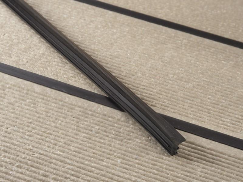 Accessoires pour terrasse composite : Rubber strip UPM Profi