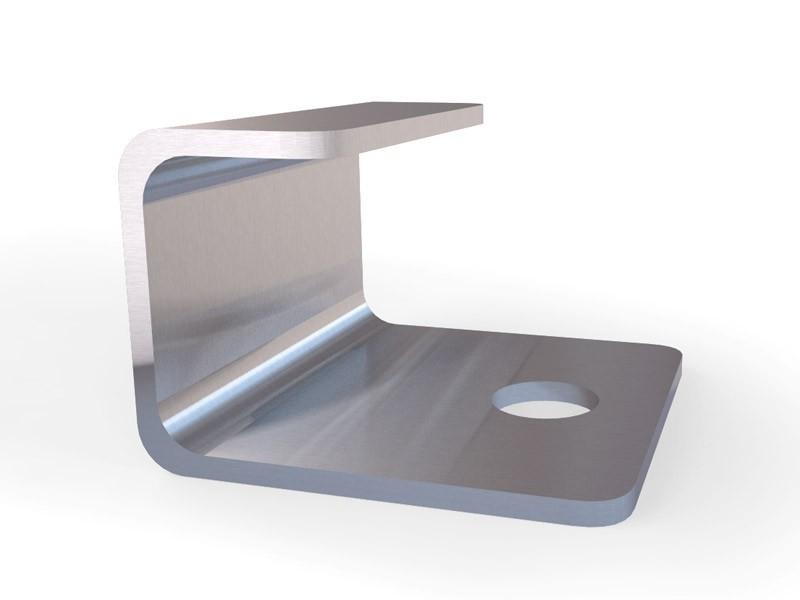 Accessoires pour terrasse composite : Start clip UPM Profi Piazza