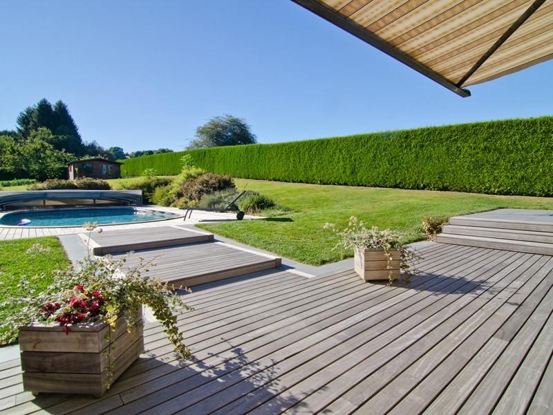 Terrasse en bois exotique Vetedy Softline - Padouk