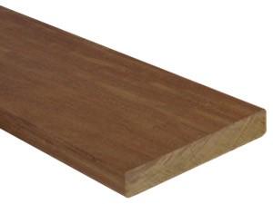 Terrasse en bois exotique - Ipé