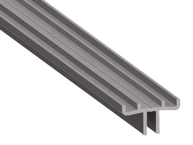 Accessoires pour terrasse composite - Rail alu UPM Profi Piazza