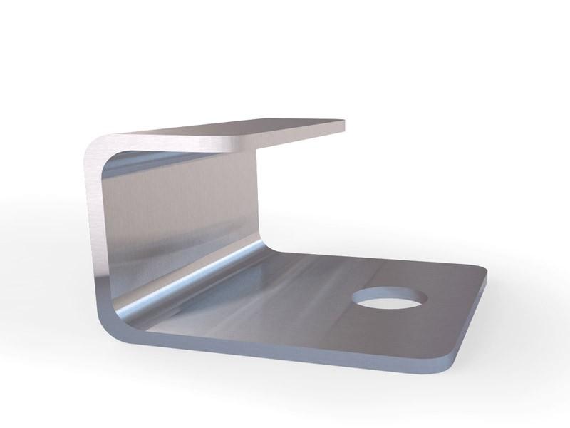 Accessoires pour terrasse composite : Start clip UPM Profi