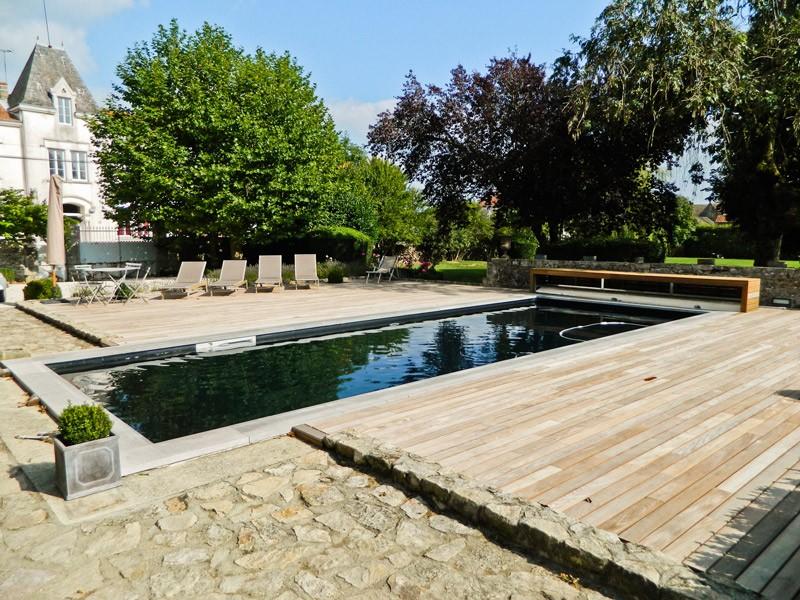Terrasse en bois exotique Vetedy Softline - Ipé