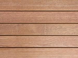Lames de terrasse en bois exotique Vetedy Softline - Merbau