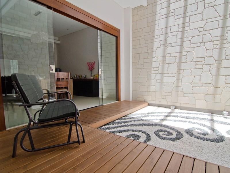 Terrasse en bois exotique Vetedy Softline - Merbau