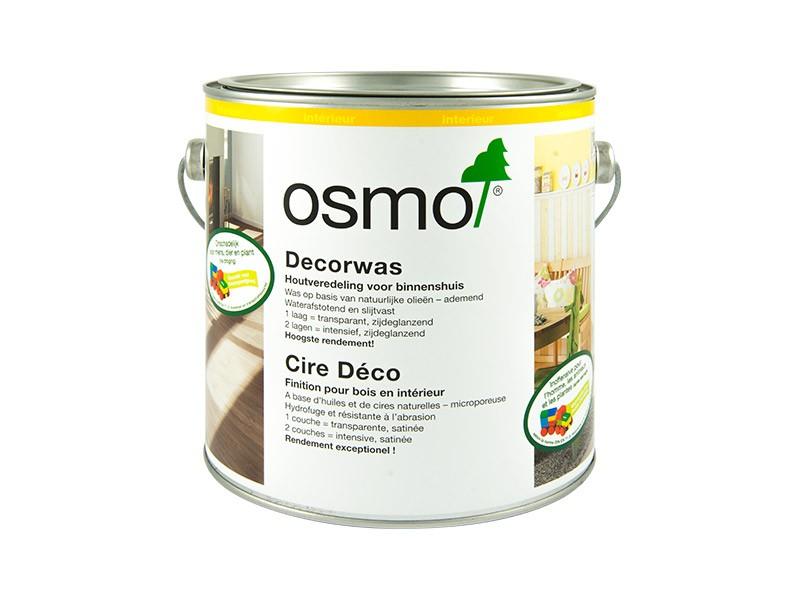 Produit d'entretien Osmo - Cire Déco