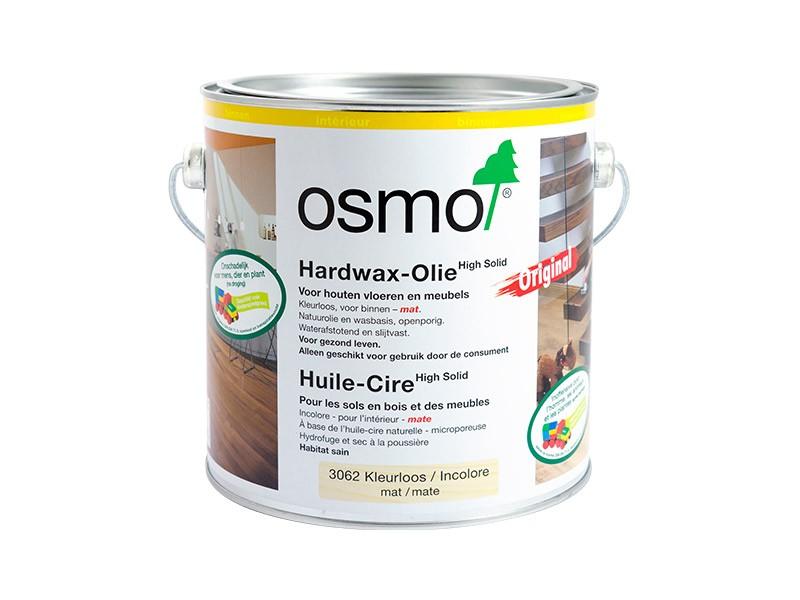 Produit d'entretien Osmo - Huile-Cire Original n°3062 Mate
