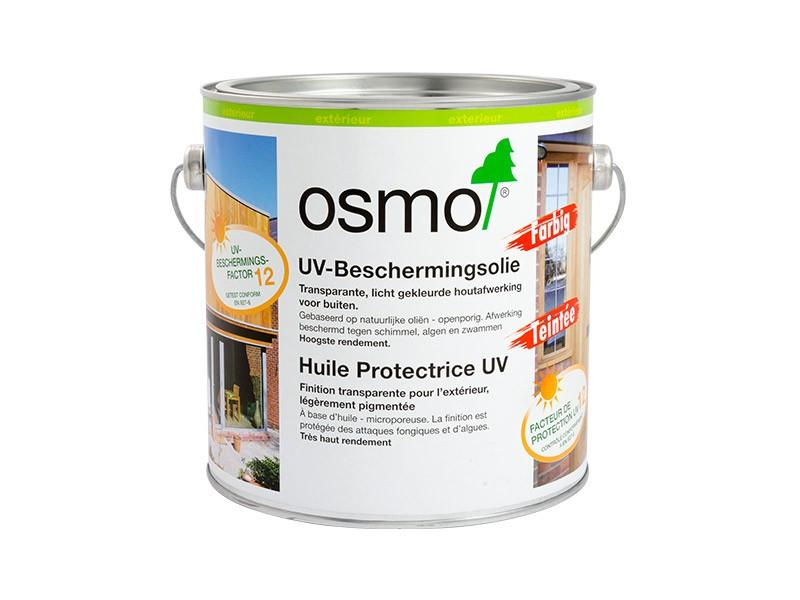 Produit d'entretien Osmo - Huile Protectrice UV Teintée