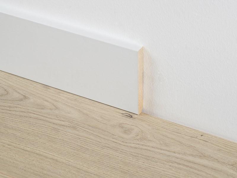 Plinthe blanche 100 mm