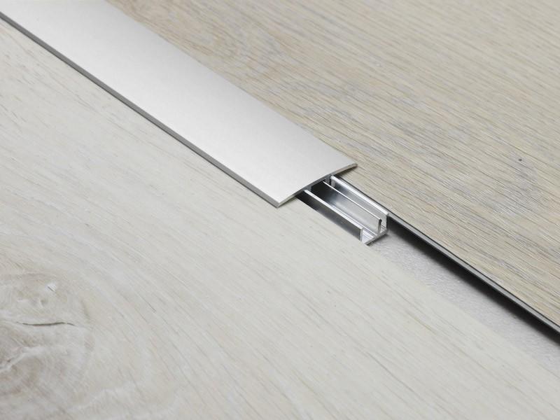 Accessoire de sol vinyle - Barre de jonction en alu