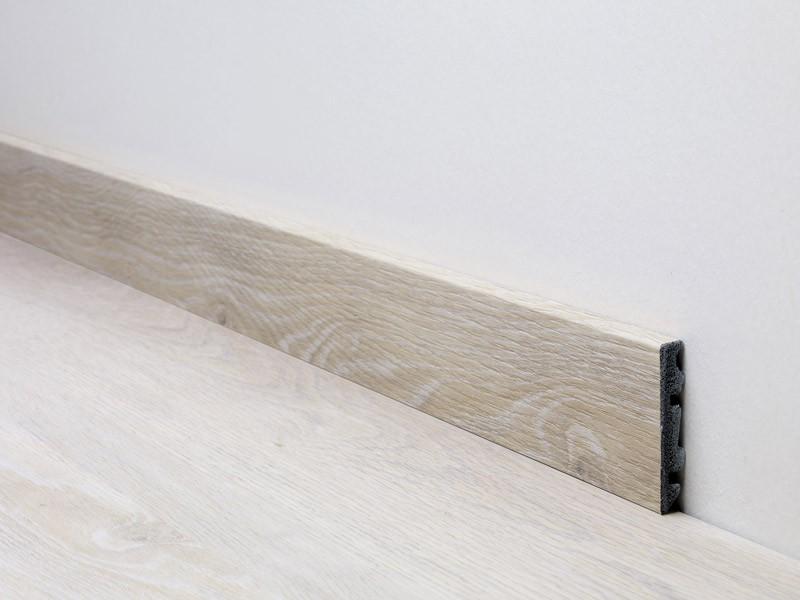 Accessoire de sol vinyle - Plinthe décor