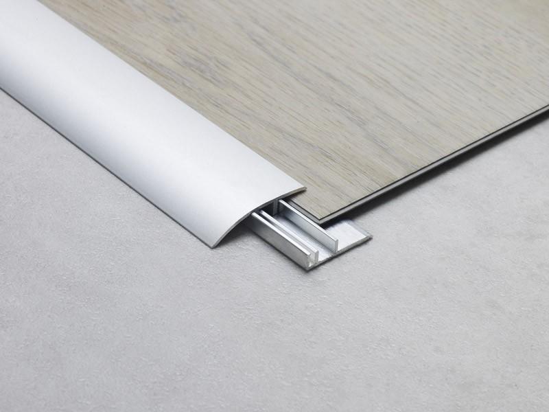 Accessoire de sol vinyle - Réducteur en alu