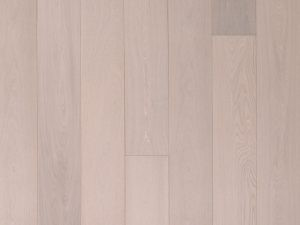 Parquet contrecollé Lamett - Chêne Bergamo Cotton White