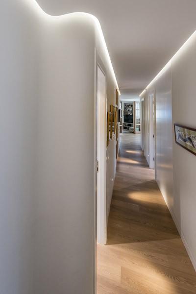 Parquet contrecollé Lamett - Chêne Bergamo Titanium