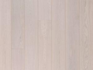 Parquet contrecollé Lamett - Chêne Clusone Cotton White