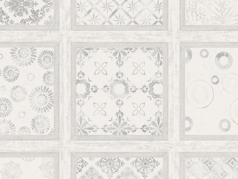 Sol stratifié - Retro - Vintage tile